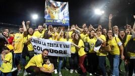 Scontro Frosinone-Palermo: ecco perché il giudice sportivo ha omologato la vittoria dei ciociari decisiva per la A