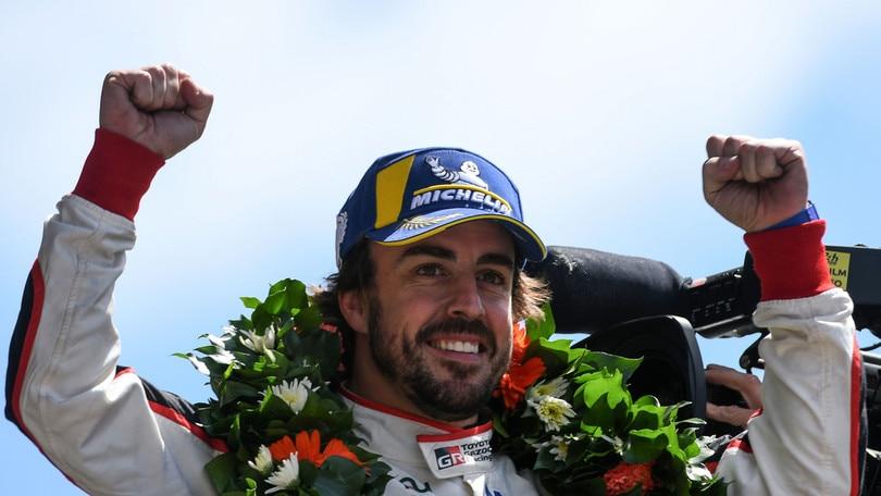 McLaren, Alonso: «Dopo Le Mans è fantastico restare in Francia anche per la F1»