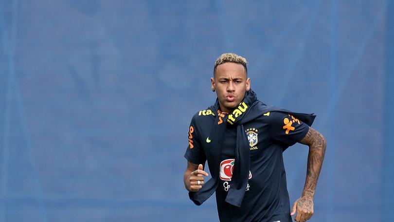 Mondiali: Neymar si allena regolarmente