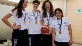 Basket 3X3 femminile, l'Italia qualificata alla Europe Cup