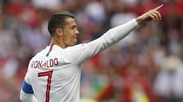 Mondiali 2018, Portogallo-Marocco 1-0: è sempre Cristiano Ronaldo