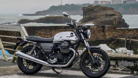 Moto Guzzi V7 III: ecco l'edizione limitata
