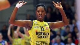 Volley: A1 Femminile, Megan Easy riparte da Conegliano