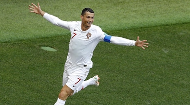 Record per Cristiano Ronaldo, è il secondo miglior marcatore della storia