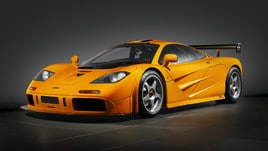 McLaren F1 LM-Specification, le foto