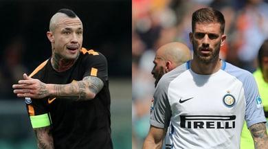 Roma, Nainggolan verso l'Inter: nella trattativa c'è a sorpresa Santon