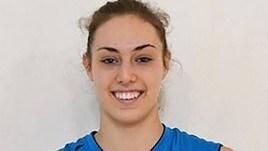 Volley: A2 Femminile, Montecchio ingaggia Benedetta Bartolini