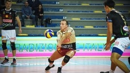 Volley: A2 Maschile, a Spoleto l'esperto libero Santucci