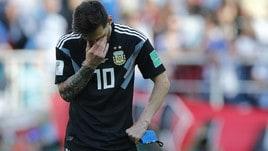 Mondiali 2018, riscatto Argentina a 2,05