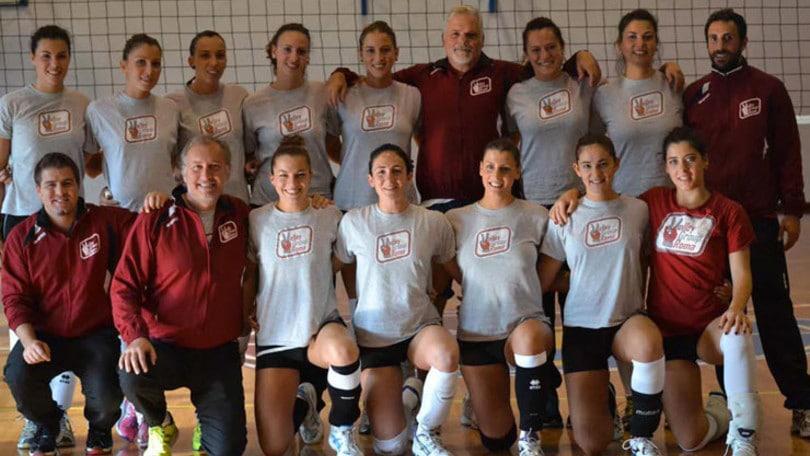 Volley: Roma riabbraccia l'A2 Femminile