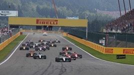 F1, Spa confermato in calendario fino al 2021