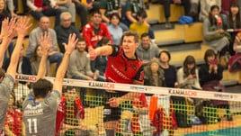 Volley Superlega: a Castellana Grotte l'opposto russo Kruzhkov