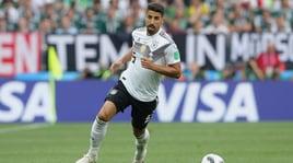 Germania, Khedira: «Lenti sulle ripartenze? Ci servirebbe Bolt...»