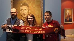 Mondiali: Totti Zar in Russia, nel museo a San Pietroburgo