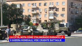Volgograd, tra guerra e pallone