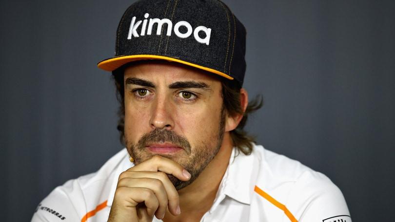 F1 Francia, Alonso: «Le Mans, sensazione favolosa, ma ora penso alla F1»