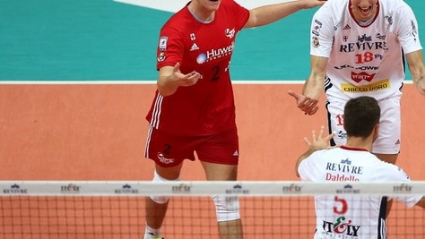 Volley: Superlega, Perugia si prende anche Piccinelli