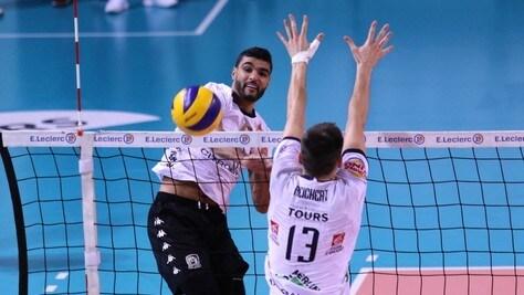 Volley: Superlega, Mohamed Al Hachdadi opposto marocchino per Vibo