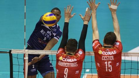 Volley: Superlega, Willian Bermudez torna in Italia, giocherà a Sora