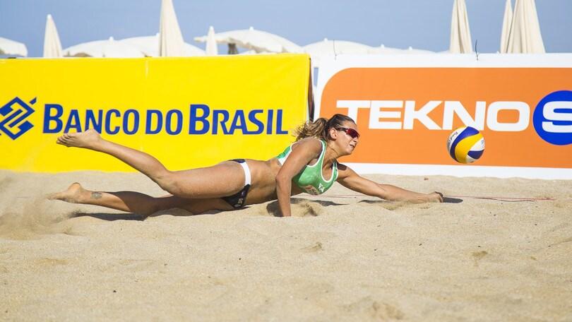 Beach Volley: a Singapore Barboni-Costantini entrano nel main draw