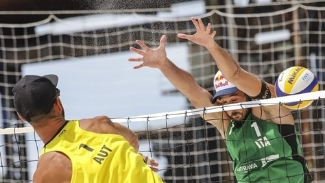 Beach Volley: Nicolai-Lupo negli ottavi di Ostrava