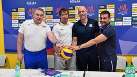 Volley: Volleyball Nations League, l'Italia a Modena per conquistare la Final Six