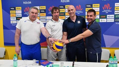 Volley: Volleyball Nations League, l'Italia a Modena per conquistare la Final Six