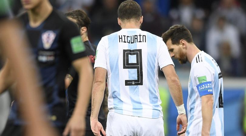 Mondiali 2018, Argentina-Croazia 0-3: Messi e compagni ora rischiano l'eliminazione