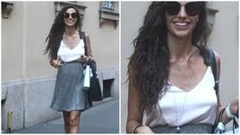 Laura Barriales, l'ex madrina della Juventus è incinta