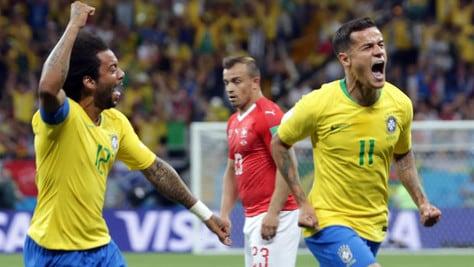 Mondiali 2018, statistiche e pronostici dicono Brasile