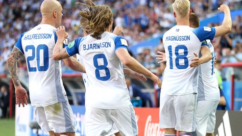 Mondiali 2018, quote ancora fredde per l'Islanda