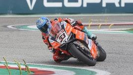 Superbike Ducati, Melandri: «Stiamo vivendo un buon momento con la squadra»