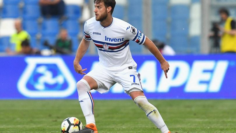 Serie A Sampdoria, per Sala primi test coi compagni