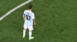Messi, il marziano dimezzato