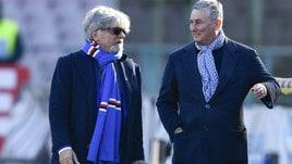 Calciomercato Sampdoria, Pradè saluta: «Avevo voglia di cose nuove»