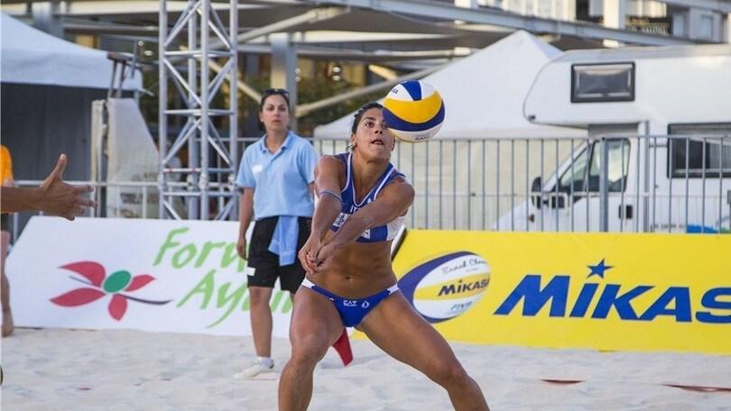 Beach Volley: a Singapore vanno avanti le coppie azzurre