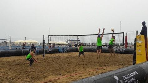 Beach Volley: è partita la tappa di Bibione del Campionato Italiano