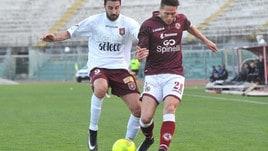 Calciomercato Reggina, preso l'attaccante Maritato