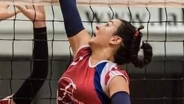 Volley: A2 Femminile, Collegno ingaggia Erika Garrafa