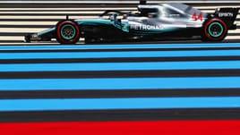 F1 Francia, Libere 2: Hamilton sempre primo, 4° Raikkonen, 5° Vettel