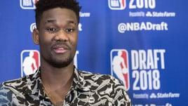 Draft NBA, DeAndre Ayton sbotta: