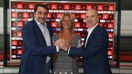 Milan, Carolina Morace sarà l'allenatrice della squadra femminile