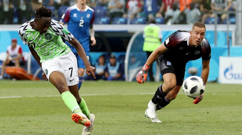 Nigeria-Islanda 2-0: Musa show, doppietta e secondo posto