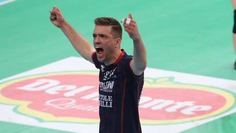 Volley: Superlega, Hoogendoorn sarà il vice Atanasijevic