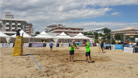 Beach Volley: a Bibione concluse le qualiificazioni