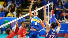 Volley: Volleyball Nations League, la Russia spegne i sogni azzurri