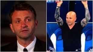 Sherwood: «Sampaoli con tatuaggi e maglietta: impresentabile»