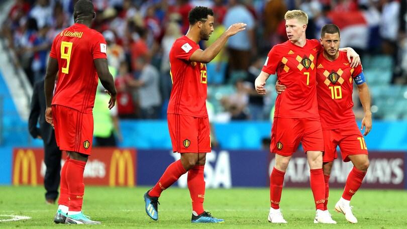 Mondiali 2018, Belgio in carrozza? L'1 con la Tunisia a 1,32