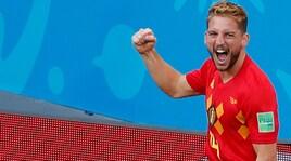 Belgio-Tunisia in diretta dalle 14: formazioni ufficiali e dove vederla in tv