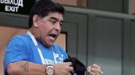 Argentina, Maradona ne ha per tutti: «Spero si siano presi a pugni»